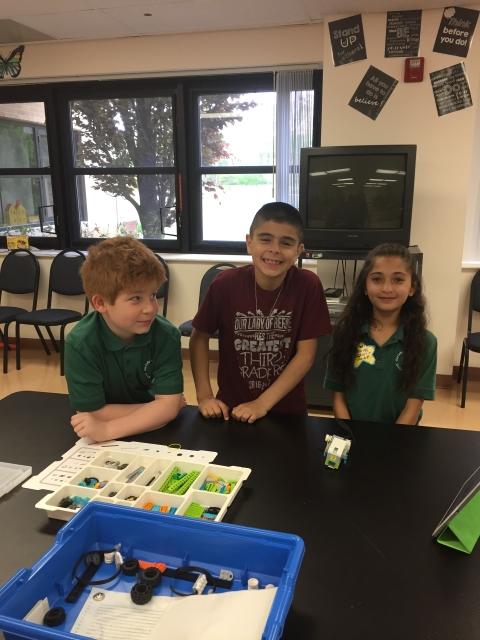 Lego Robotics Class 4