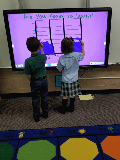 Learning About Graphs With Clevertouch 3